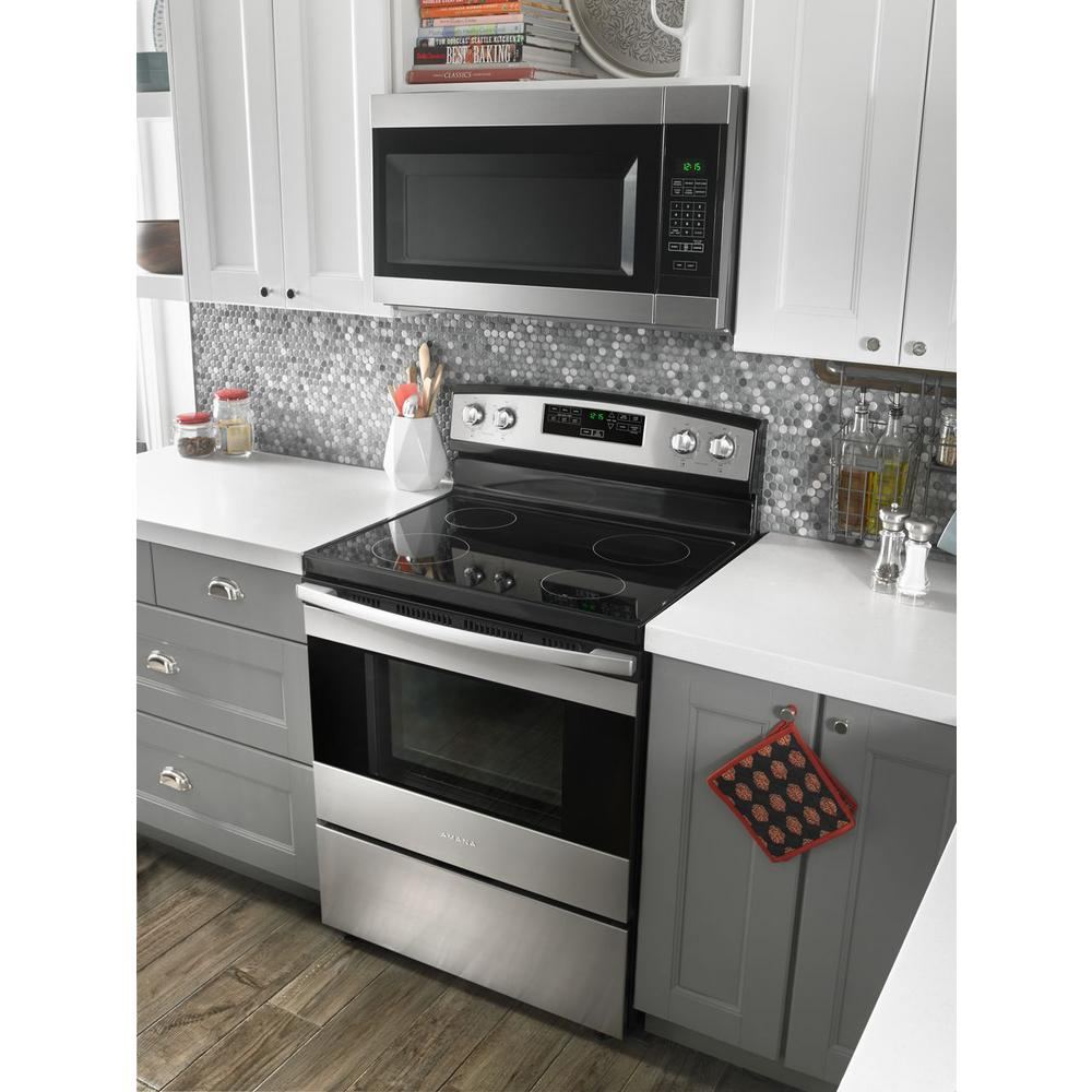 Amana 1 6 Cu Ft Over The Range
