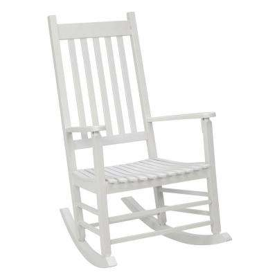 rocking chairs patio chairs the home depot. Black Bedroom Furniture Sets. Home Design Ideas