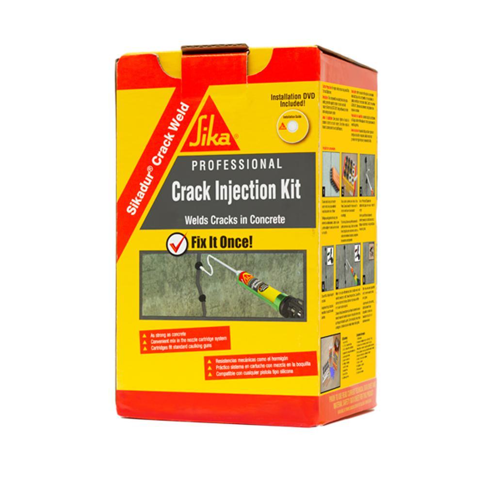 DIY Foundation Crack Repair Kit