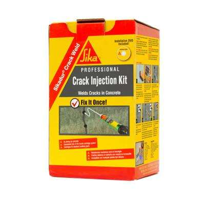 Crack Weld Injection Kit