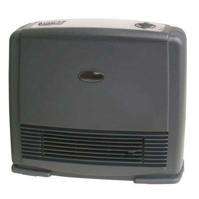 15 in.1250 - Watt Ceramic Heater with Humidifier