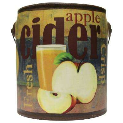 Farm Fresh Ceramic Candle Aunt Kooks Apple Cider