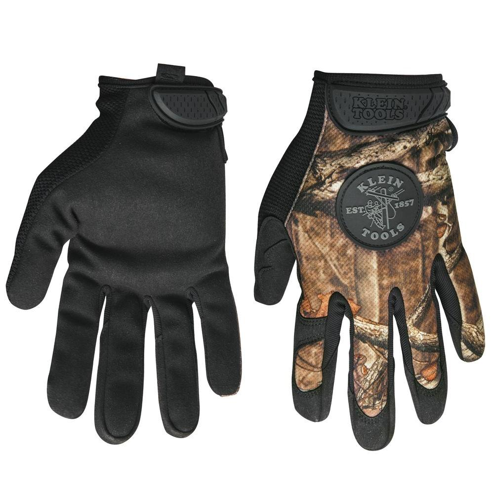 Extra Large Journeyman Camouflage Work Gloves