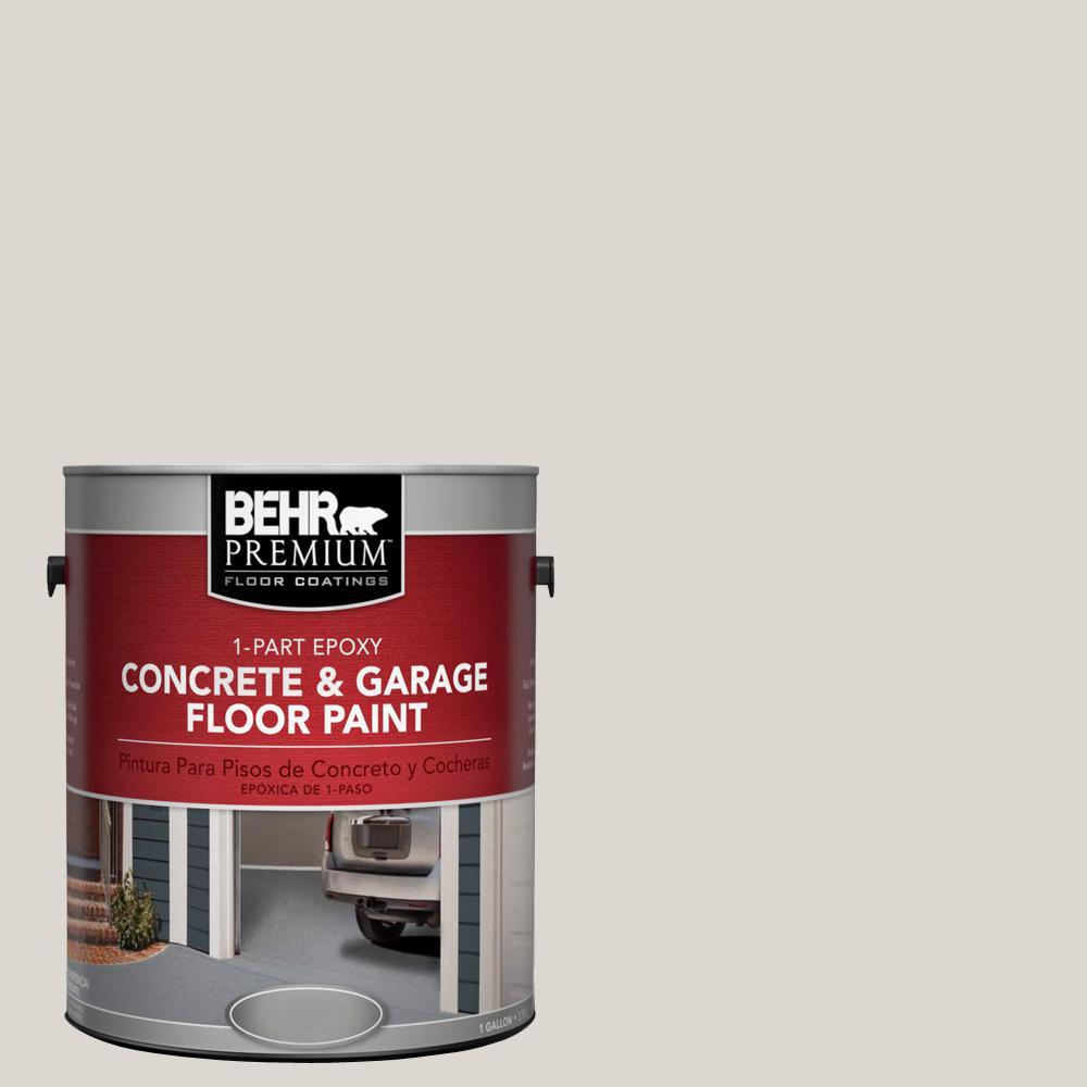 1 gal. #N320-1 Campfire Ash 1-Part Epoxy Concrete and Garage Floor