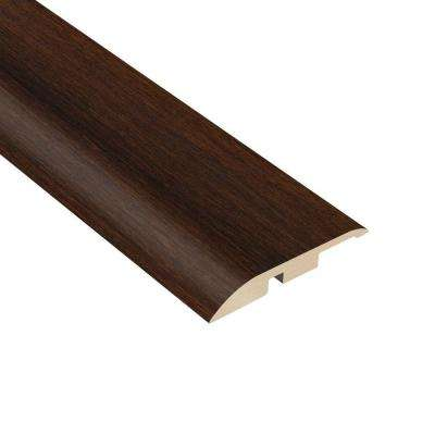 Java 3/8 in. Thick x 1-3/4 in. Wide x 94-1/2 in. Length Vinyl Multi-Purpose Reducer Molding