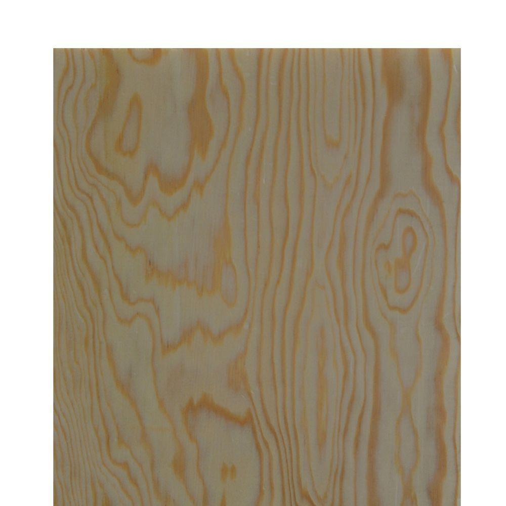 1 in. x 10 in. x 4 ft. Select Pine Board