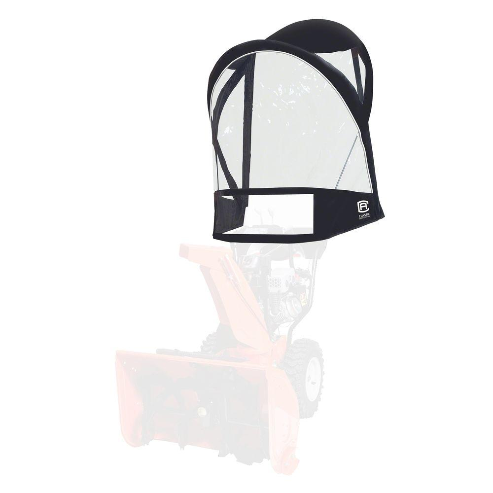 Deluxe Arched Snow Blower Cab