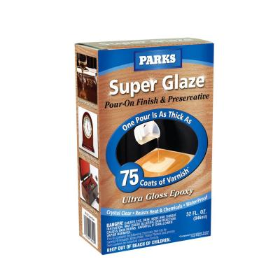 1 qt. Gloss Super Glaze Finish and Preservative