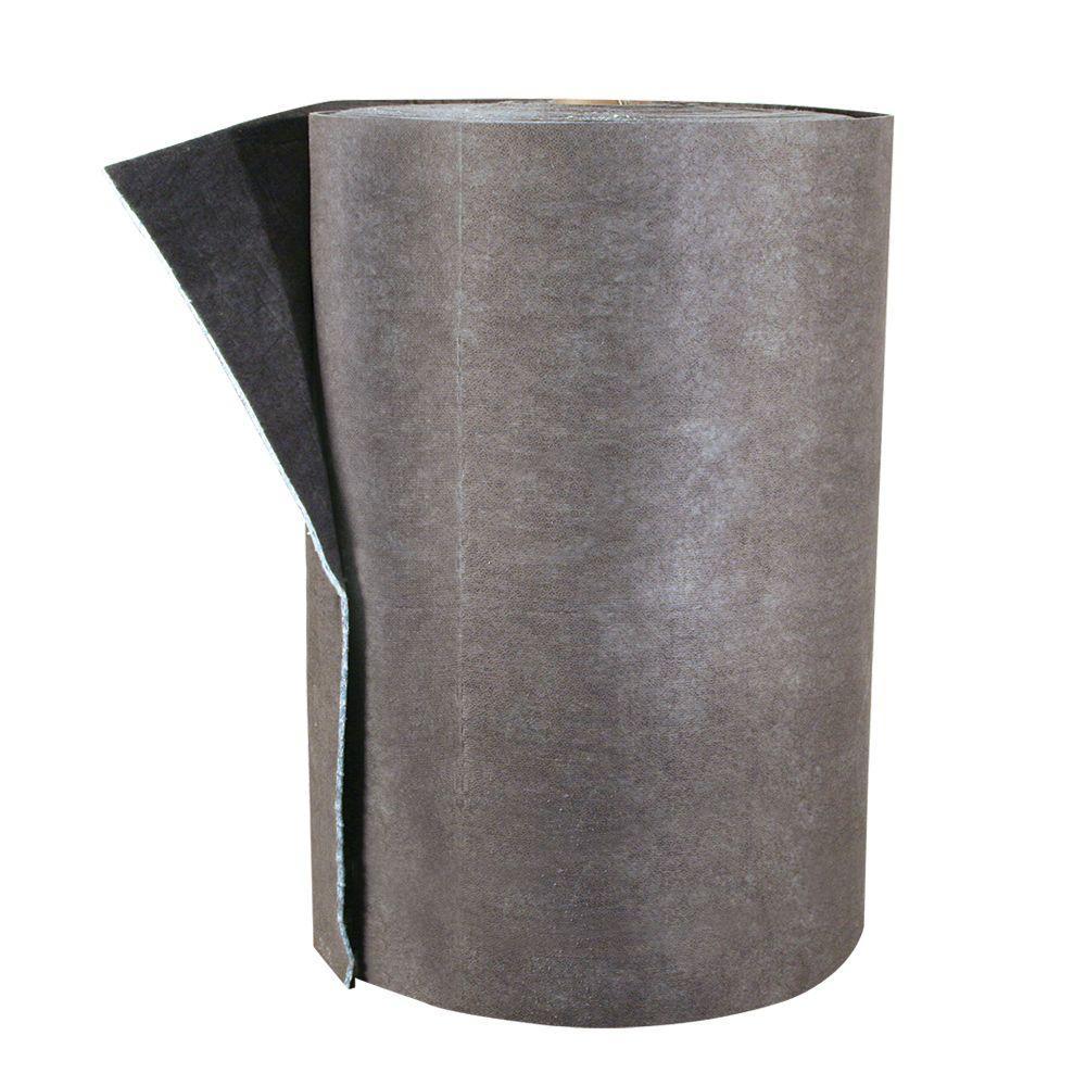 DuraSoak Medium-Duty 28.5 in. x 125 ft. Absorbent Roll (1...