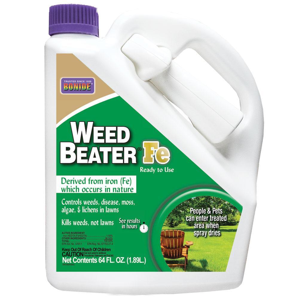 64 oz. RTU Weed Beater Fe