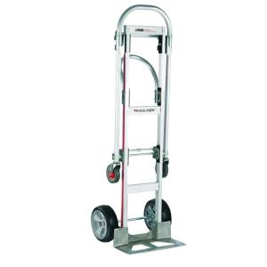 Milwaukee 1,000 lb  Capacity 4-in-1 Hand Truck-60137 - The