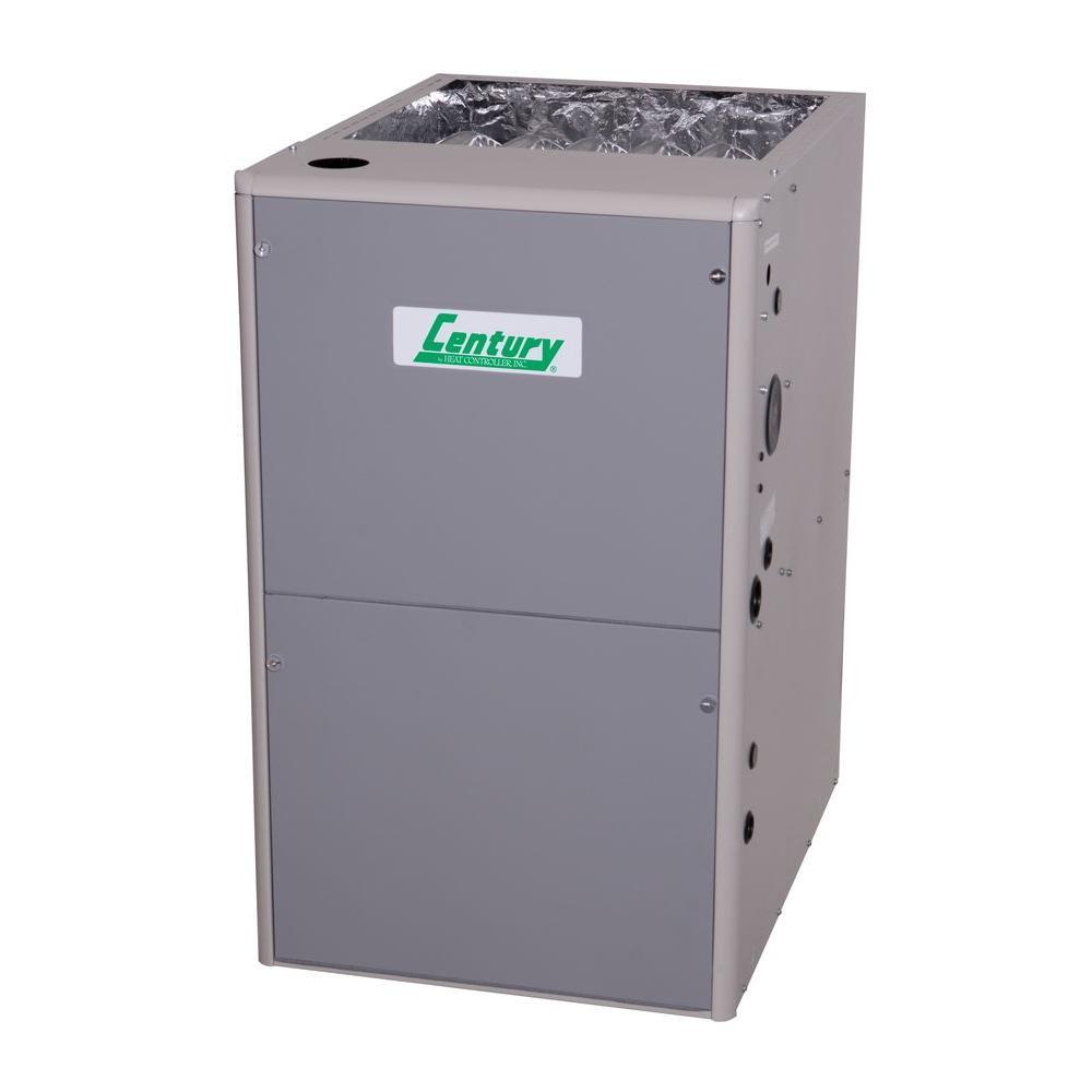 Century GUH Series 95% 72,000 BTU Input 68,400 BTU Output Natural Gas Forced Hot Air Furnace