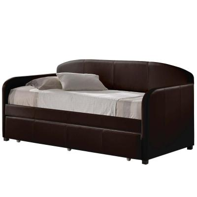 Springfield Brown Trundle Day Bed