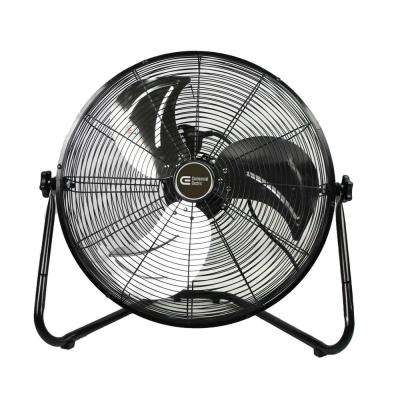 20 in. 3 Speed Floor Fan