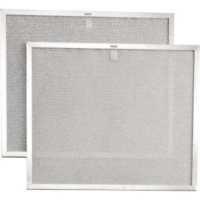 Allure 2 Series 30 in. Range Hood Externally Vented Aluminum Replacement Filter (2 each)