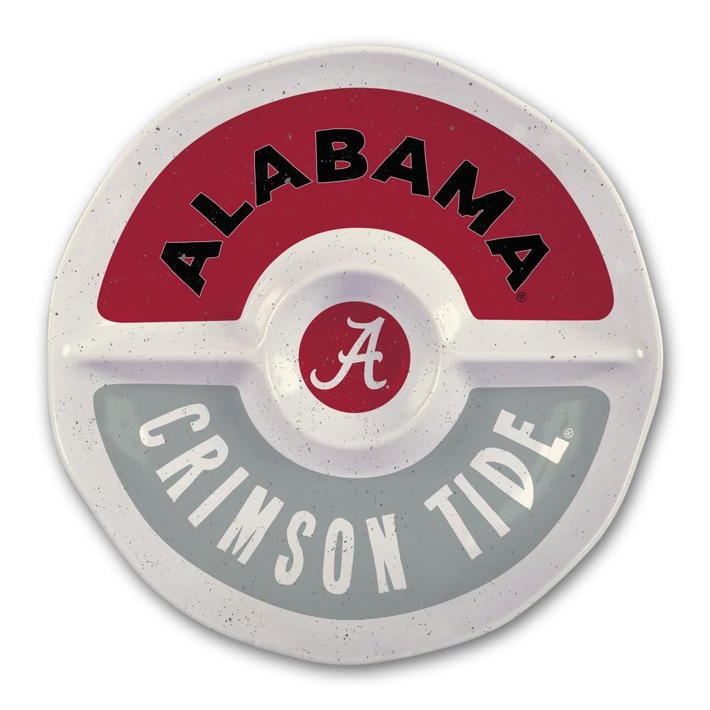 Alabama 15 in. Chip and Dip Server