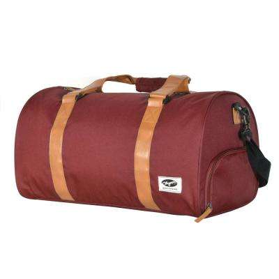 20 in. Maroon Element Urban Duffel