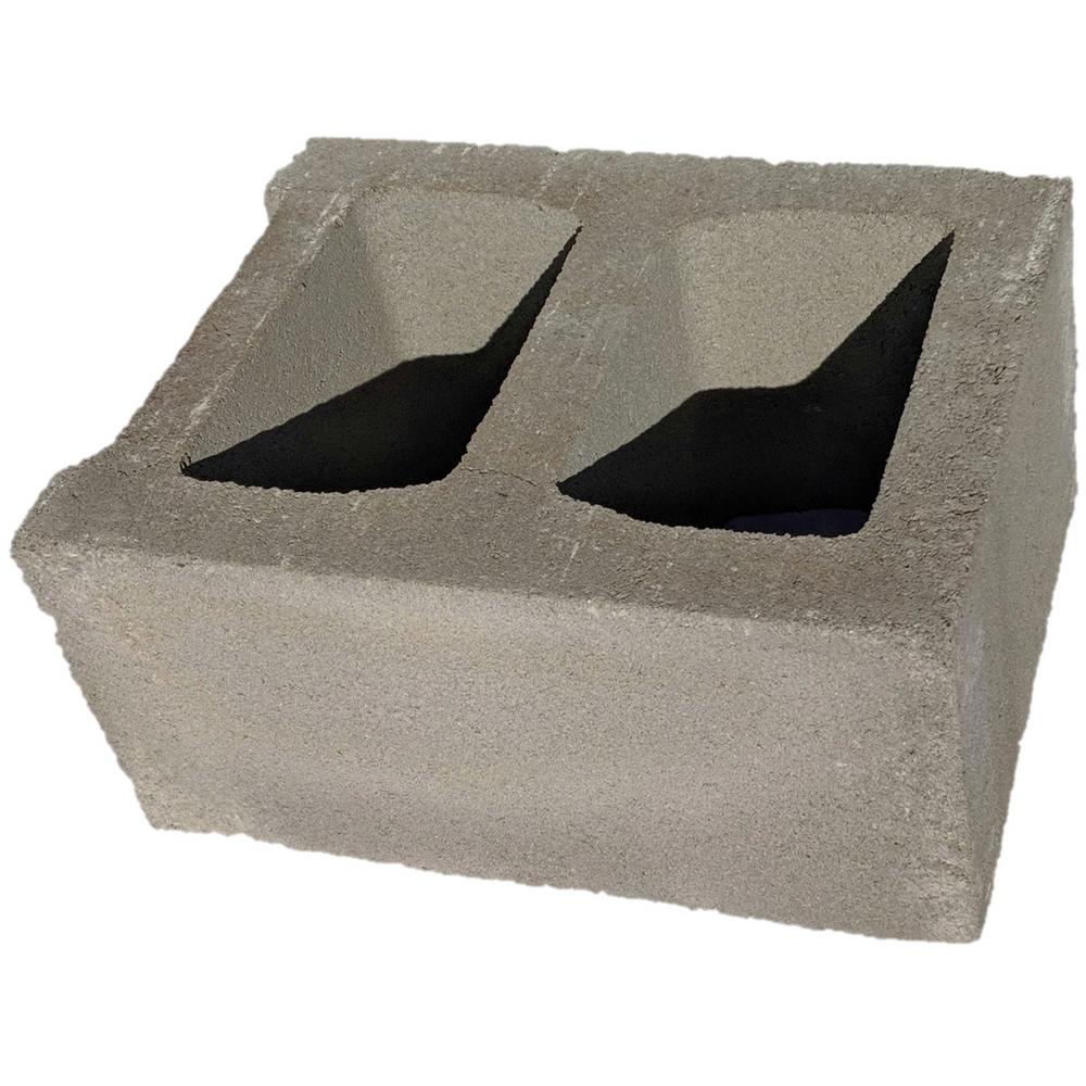 12 In. X 8 In. X 16 In. Concrete Block-30166152
