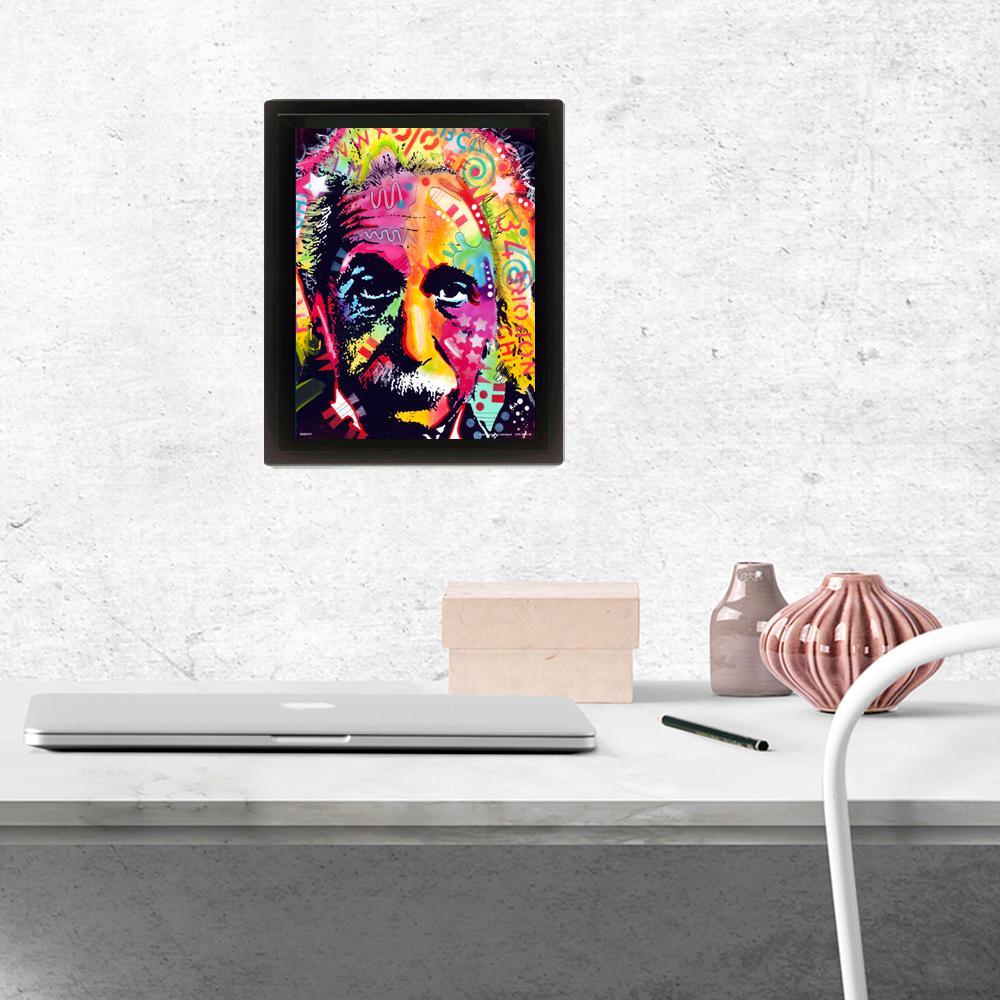 Einstein - Dean Russo Wall Art