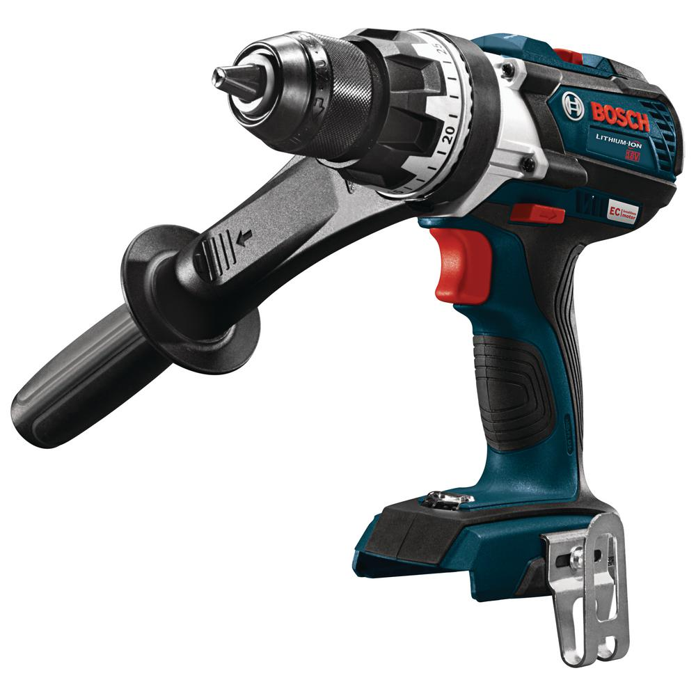 18-Volt Lithium-Ion 1/2 in. Cordless EC Brushless Brute Tough Drill/Driver (Bare