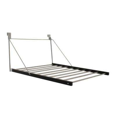 22.50 in. W x 26.20 in. H Stainless Steel Over the Door Drying Garment Rack