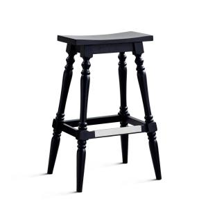 Peachy American Woodcrafters Yara 24 In Black Backless Counter Ocoug Best Dining Table And Chair Ideas Images Ocougorg