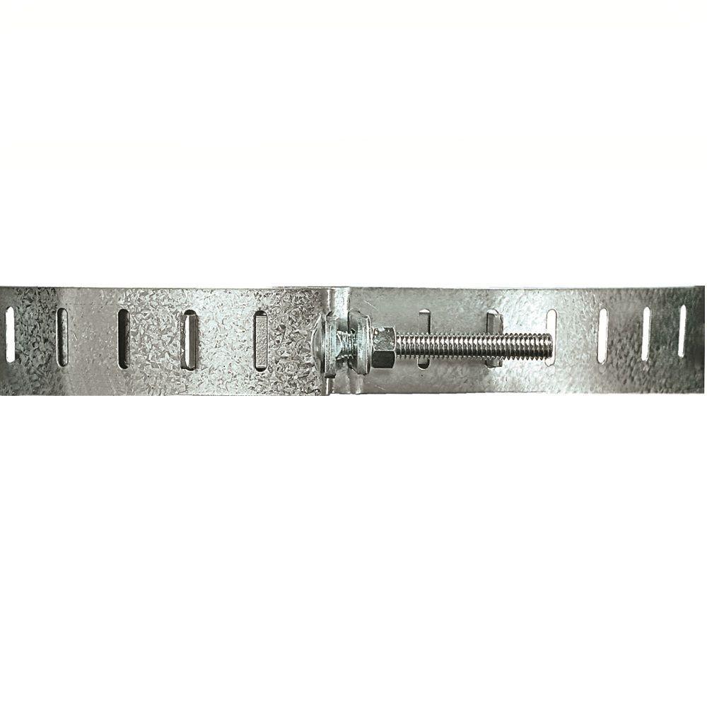 Holdrite 80 gal. Galvanized Steel Water Heater Restraining Strap