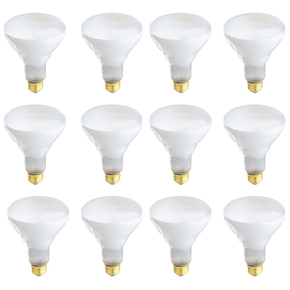 40-Watt Warm White (3000K) BR30 Dimmable Energy Saver Halogen Light Bulb