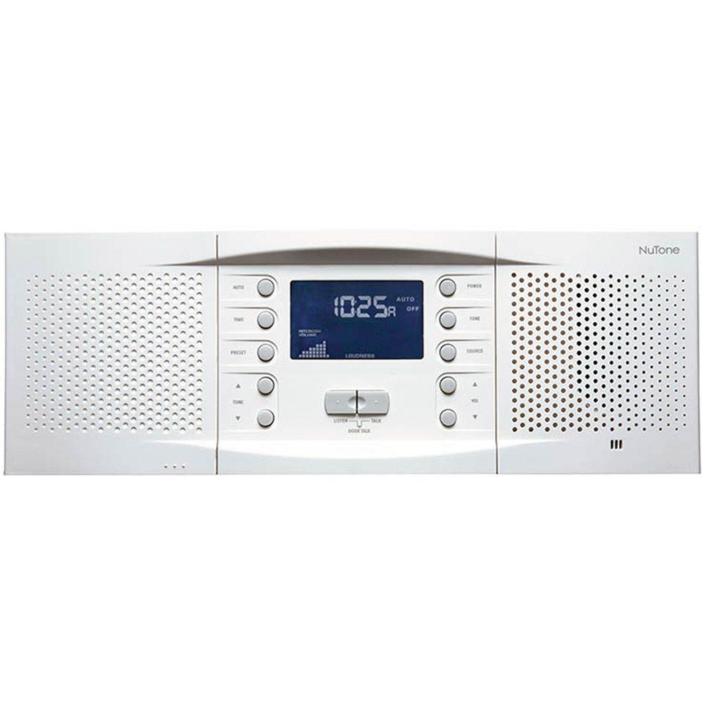 Nutone Home Intercom Music System