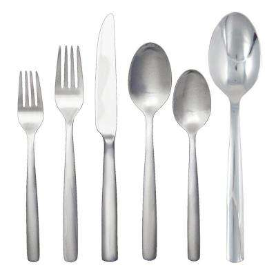 Simple 42-Piece Service for 8