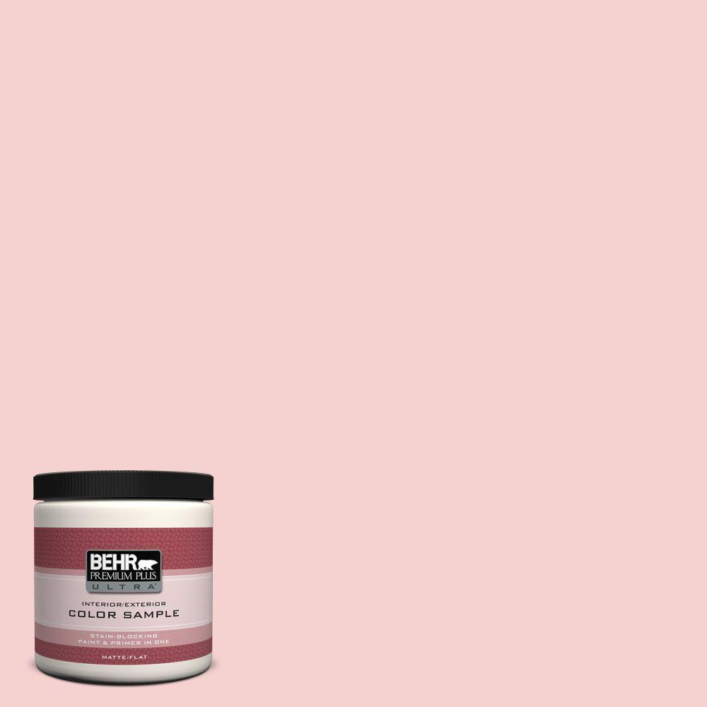 P170 1 Youth Blush Matte Interior Exterior Paint And Primer In One Sample