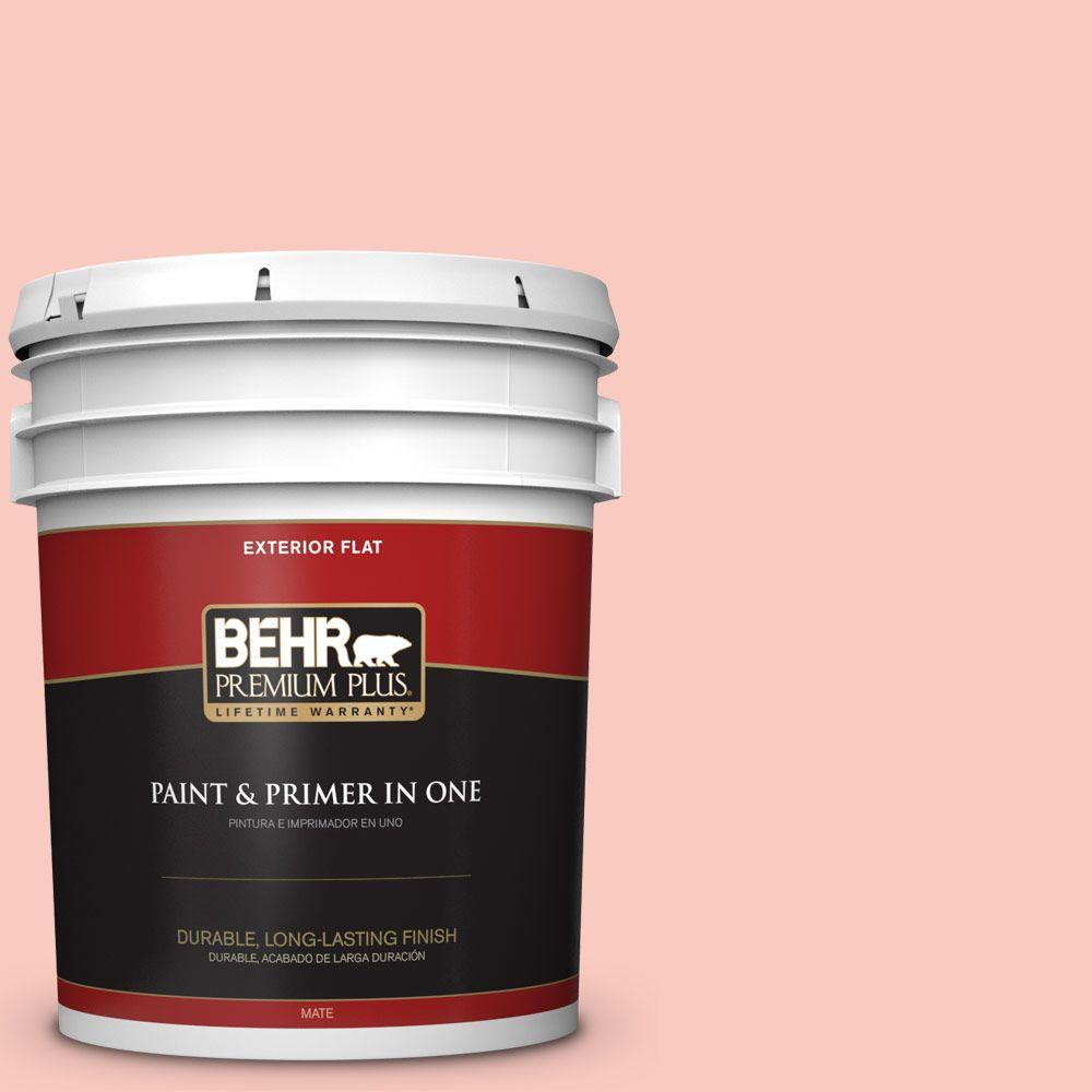 5-gal. #200C-3 Spring Song Flat Exterior Paint