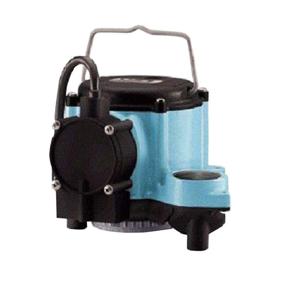 6-CIA 1/3 HP Submersible Discharge Pump