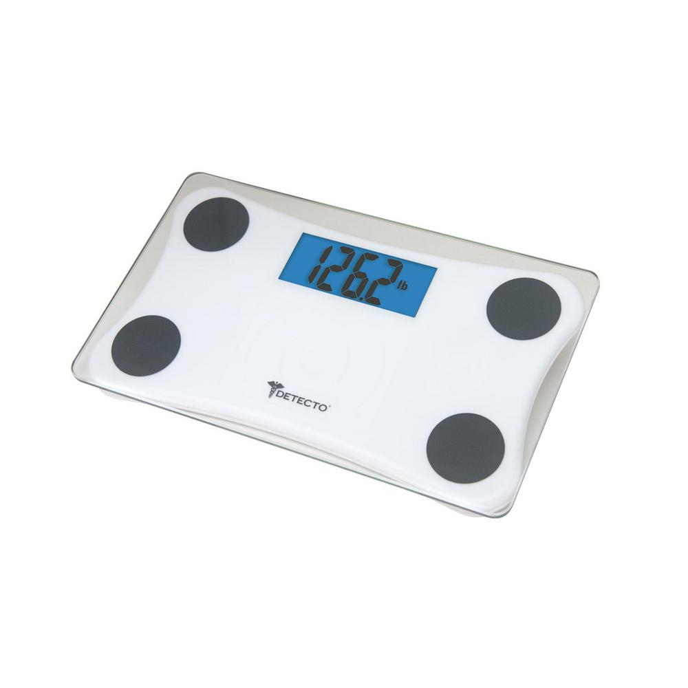 Detecto Travel Digital Glass Scale