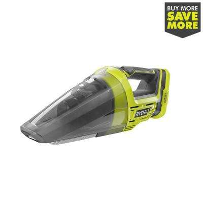 18-Volt ONE+ Lithium-Ion Cordless Hand Vacuum (Tool-Only)
