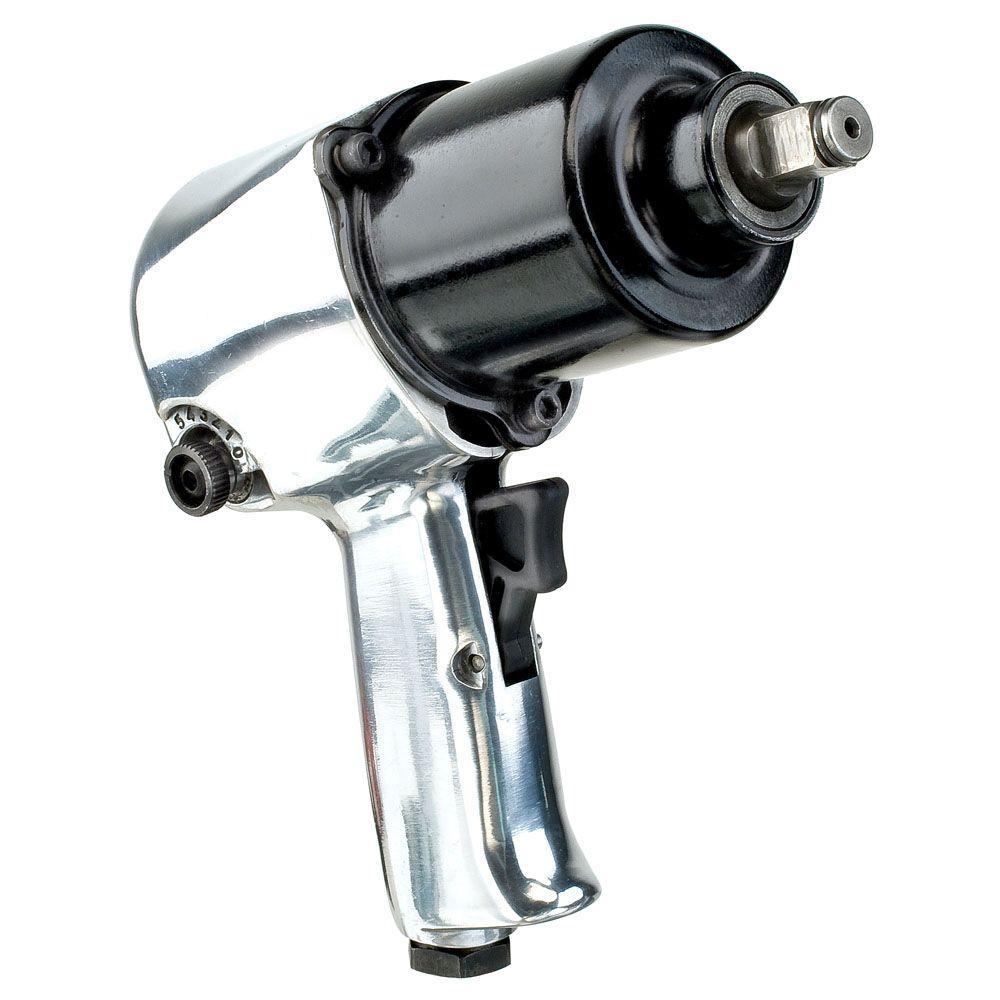 Kawasaki 1/2 in. Air Impact Wrench Twin Hammer