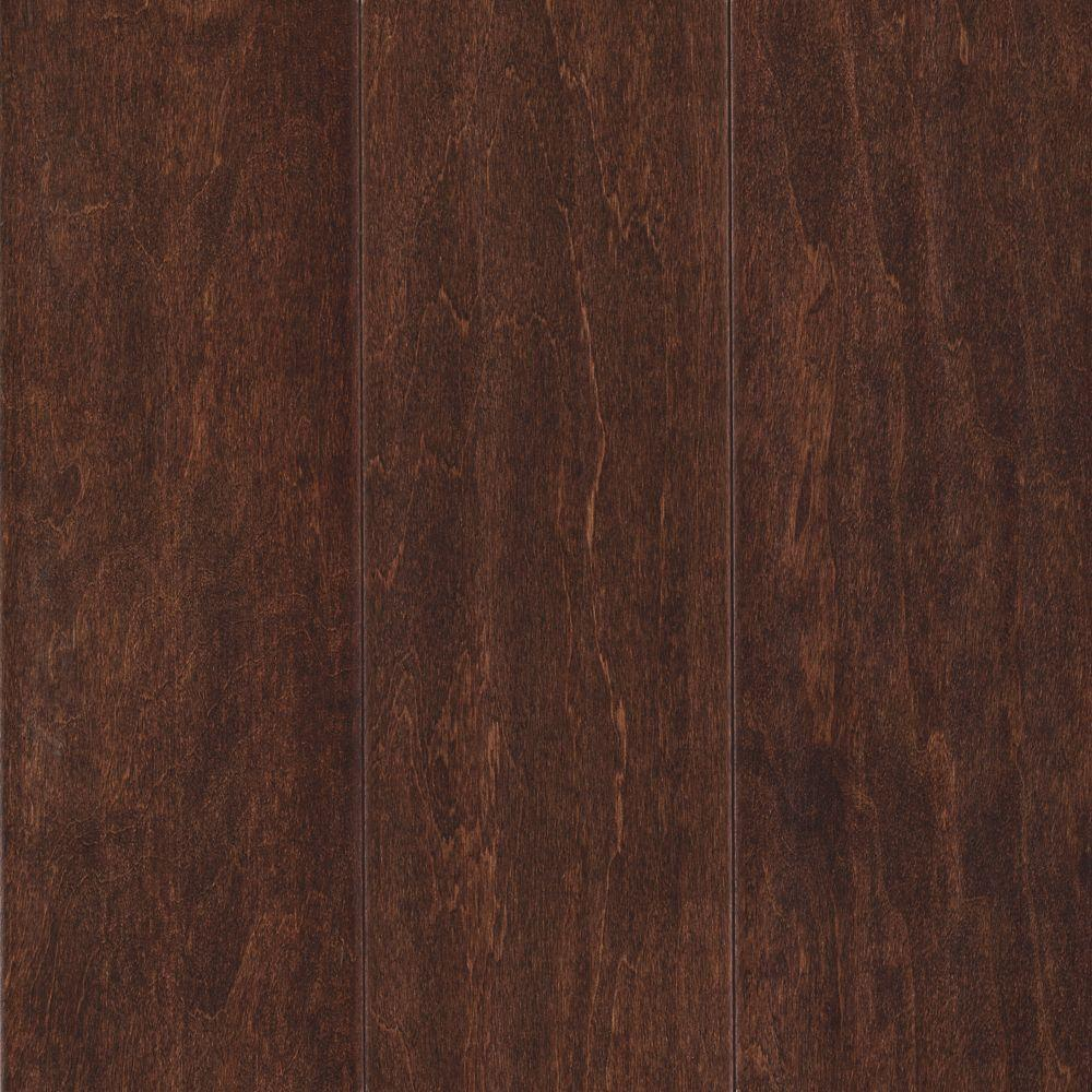 Foster Valley Rustic Tobacco 3/8 in. Thick x 5 in. Wide