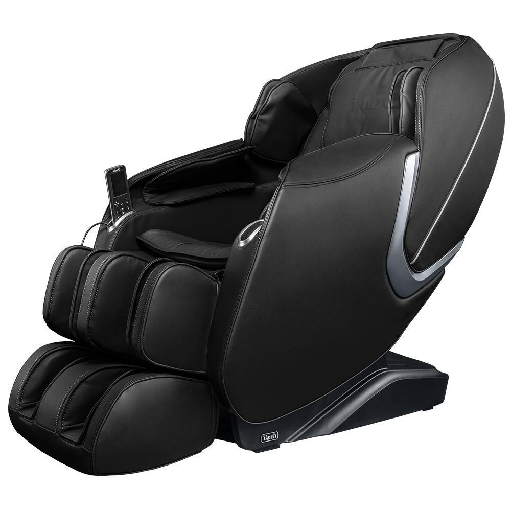 Osaki OS-Aster Black Faux Leather Reclining Massage Chair was $2499.0 now $1449.0 (42.0% off)