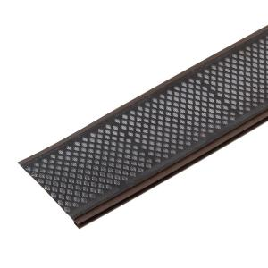 Amerimax Home Products SnapIn Filter Brown Gutter Guard86379 The