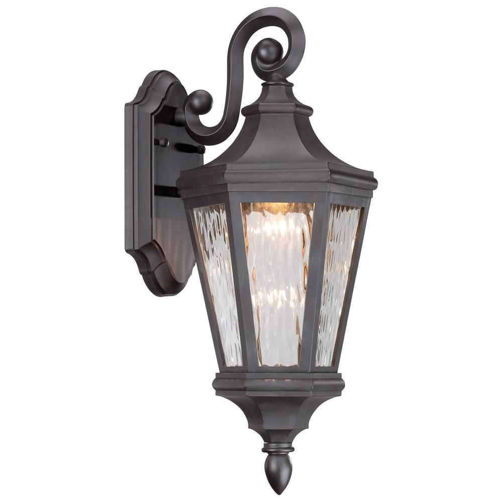 The Great Outdoors 71826 143 L Hanford Pointe 1 Light Led: The Great Outdoors By Minka Lavery Bay View 2-Light Oil