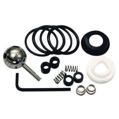 Black - Kitchen Sink - Faucet Repair Kits - Faucet Parts ...