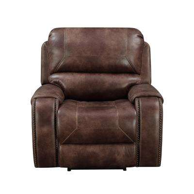 Lovely Jennings Waylon Mocha Power Recliner