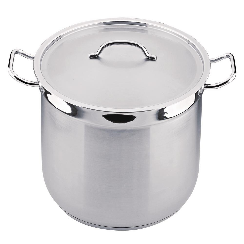 Hotel 16 Qt. Covered Stockpot