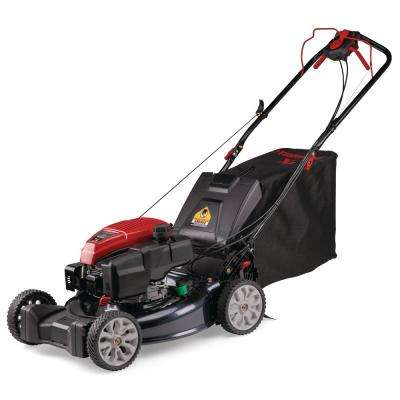 XP 21 in. 159 cc Check-Don't-Change Gas 3-in-1 RWD Walk Behind Self Propelled Lawn Mower with TriAction Cutting System