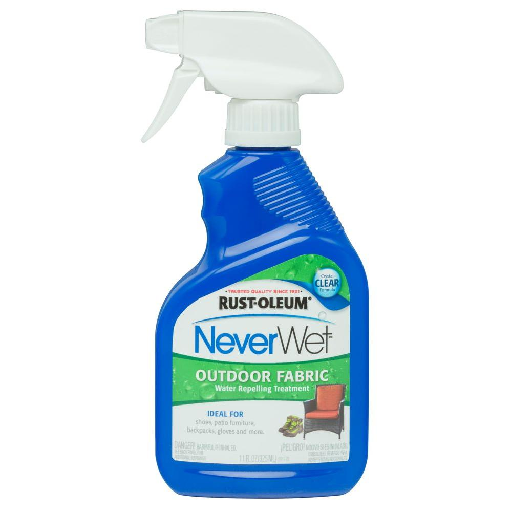 Rust-Oleum NeverWet 11 oz. Outdoor Fabric Water Repelling Treatment Spray