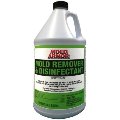 OdoBan 1 Gal Fresh Linen Disinfectant Laundry and Air Freshener