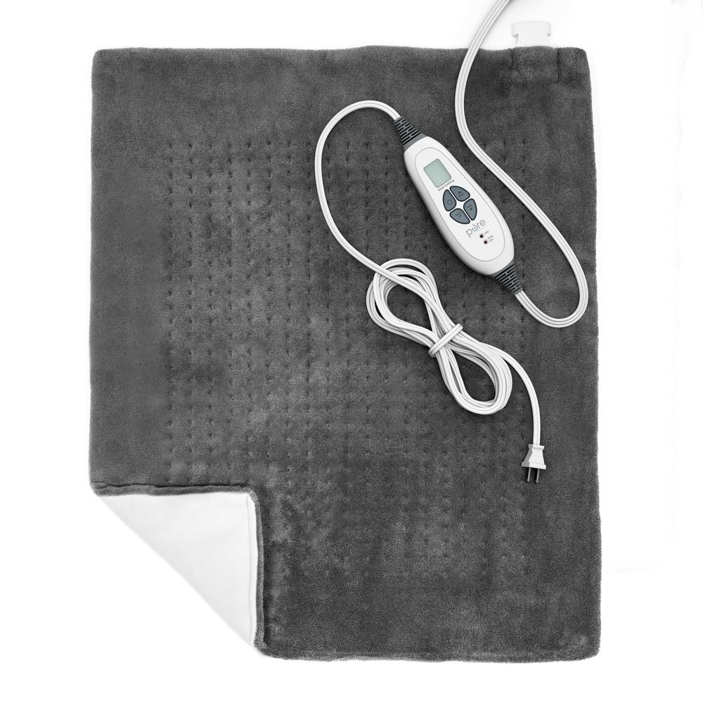 Pure Enrichment Pure Relief XXL Microplush Heating Pad