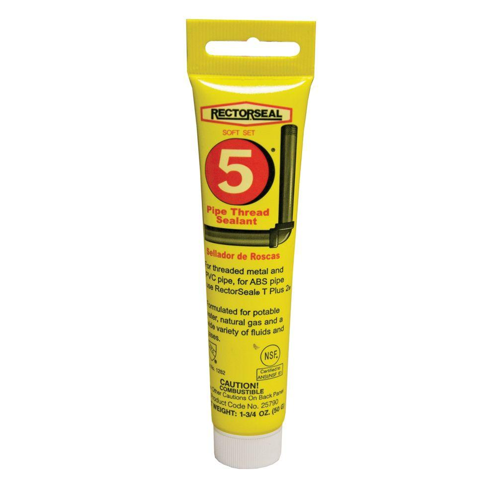 RectorSeal 1.75 oz. #5 Pipe Thread Sealant