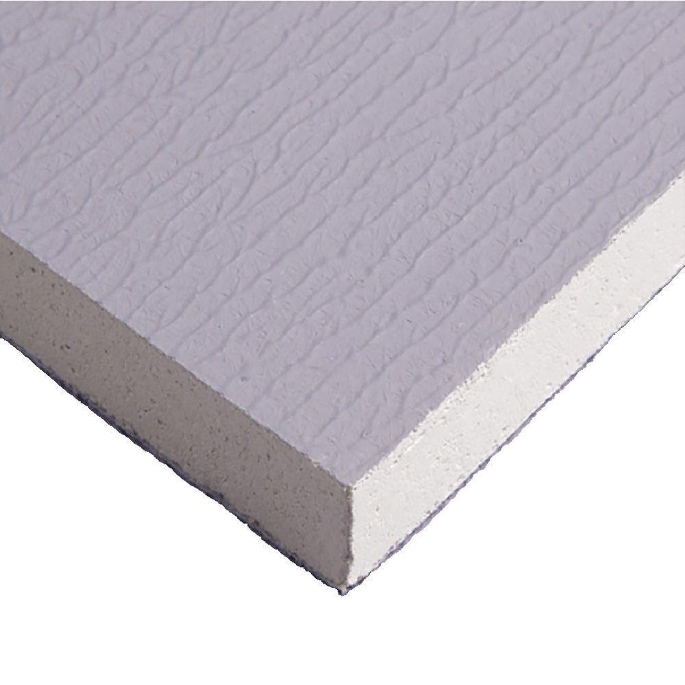 Gold Bond Exp Tile Backer 58 In X 4 Ft X 8 Ft Gypsum Board