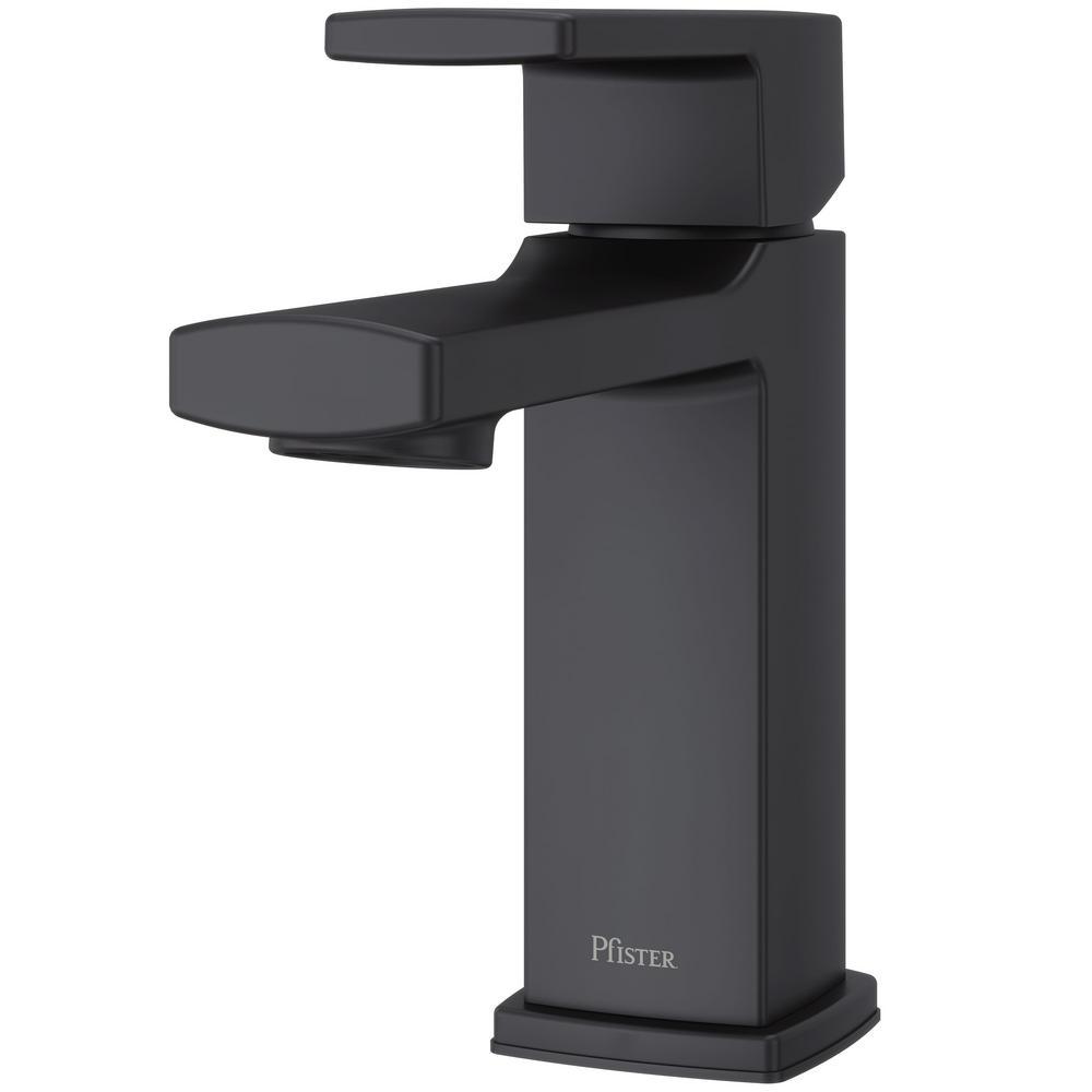 Pfister Deckard Single Hole Bathroom Faucet with Drain Assembly